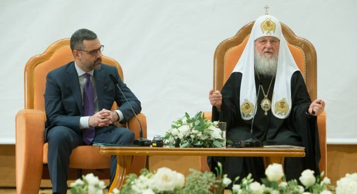 Ключ к успеху проповеди священников-блогеров – не в молодежном сленге, а в ее содержании, - патриарх Кирилл