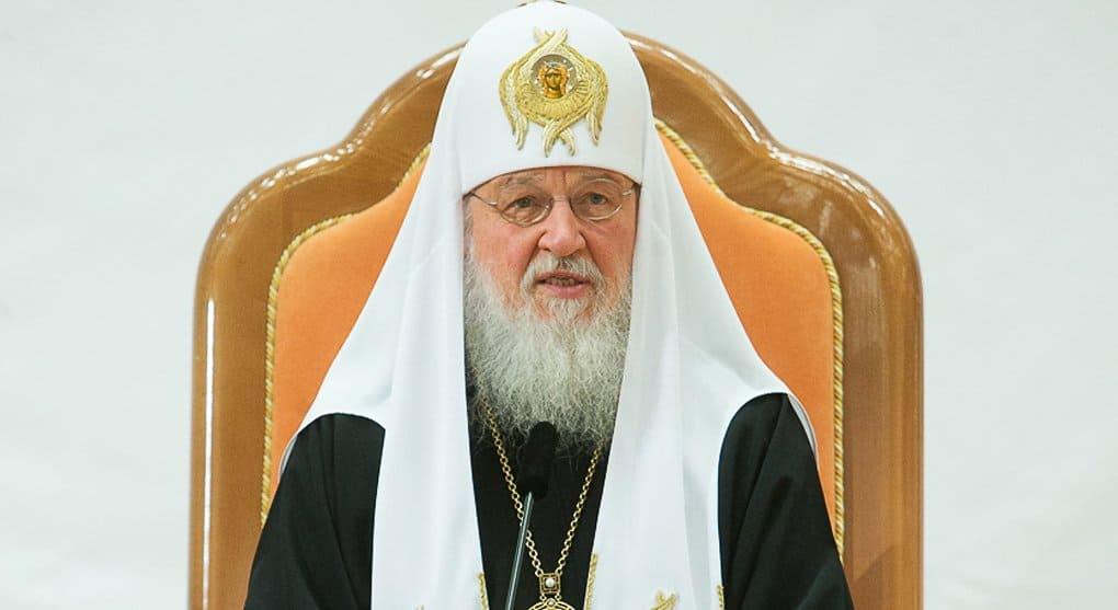Патриарх Кирилл призвал усилить в новом году защиту чистоты канонического православия