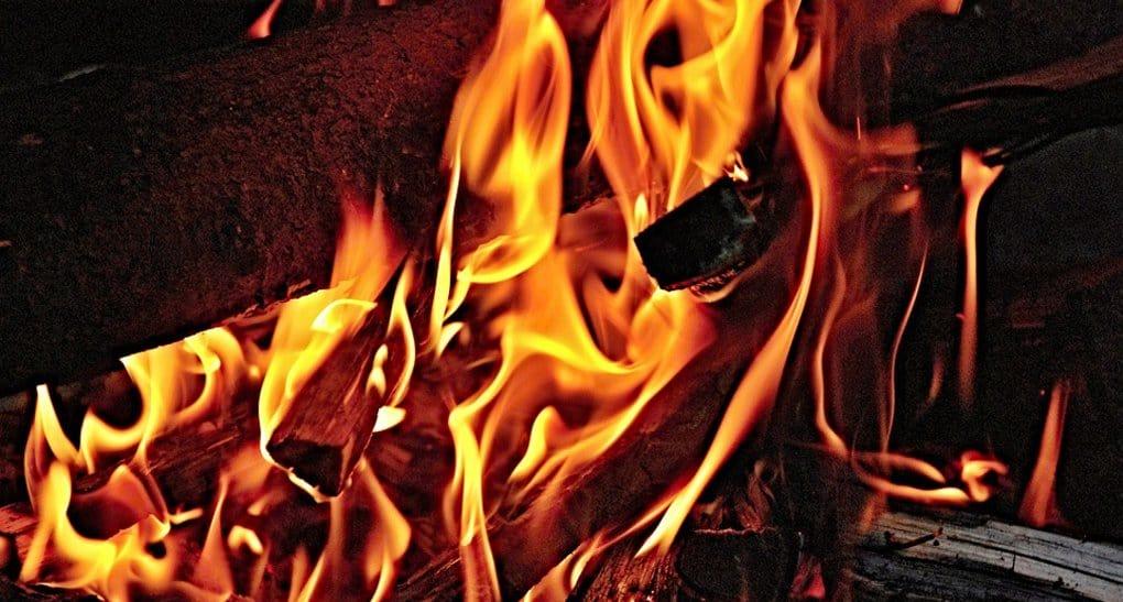 В Николаевской области подожгли храм Украинской Церкви