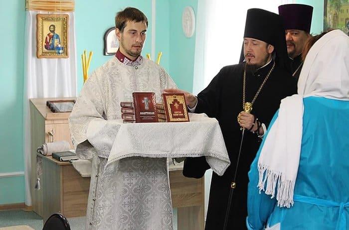 58-й российский приют для мам Церковь открыла в Ливнах