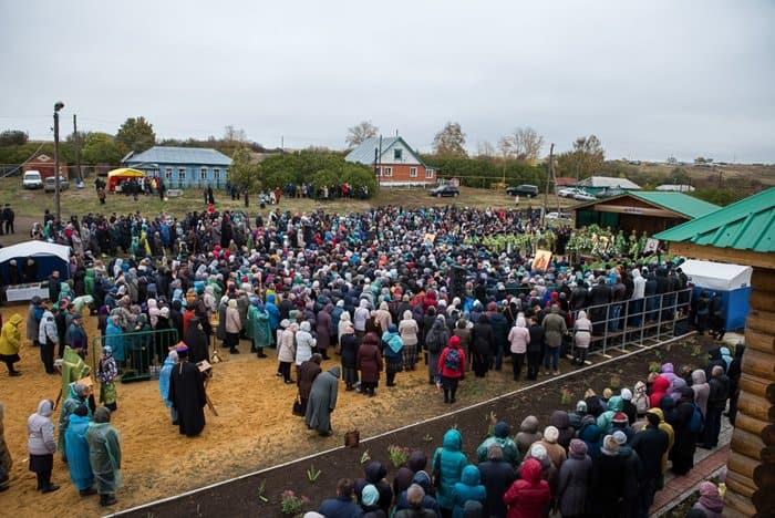 Люди приходят к нему уже 100 лет: в Пензенской епархии прославили блаженного Иоанна Кочетовского