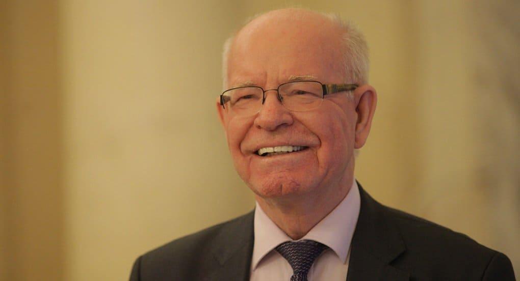 Российский физик Радий Илькаев отмечает 80-летие