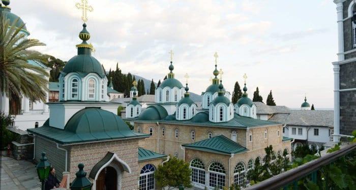 Делегацию ПЦУ не пустили в три афонских монастыря, - СМИ