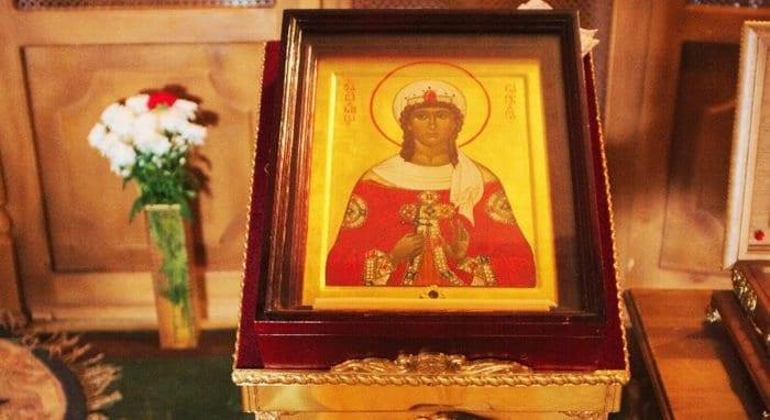 На горе в Кемерове планируют установить скульптуру святой Варвары