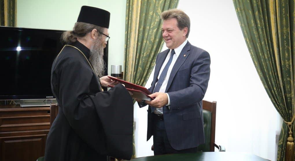 Томской семинарии вернули ее историческое здание