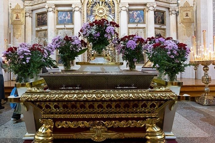 Его называли «светочем Церкви»: 25-летие обретения мощей священномученика Фаддея (Успенского)