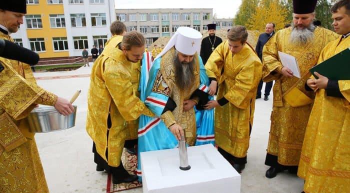 У православной гимназии Дзержинска появится свой храм