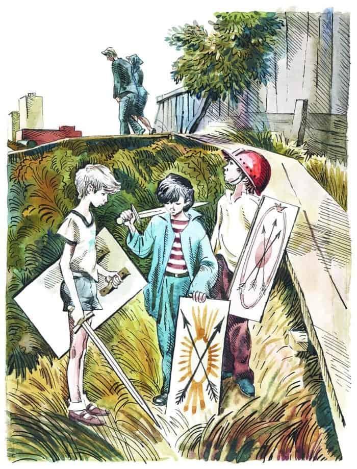 Книги Владислава Крапивина: почему не стоит прятать их от детей