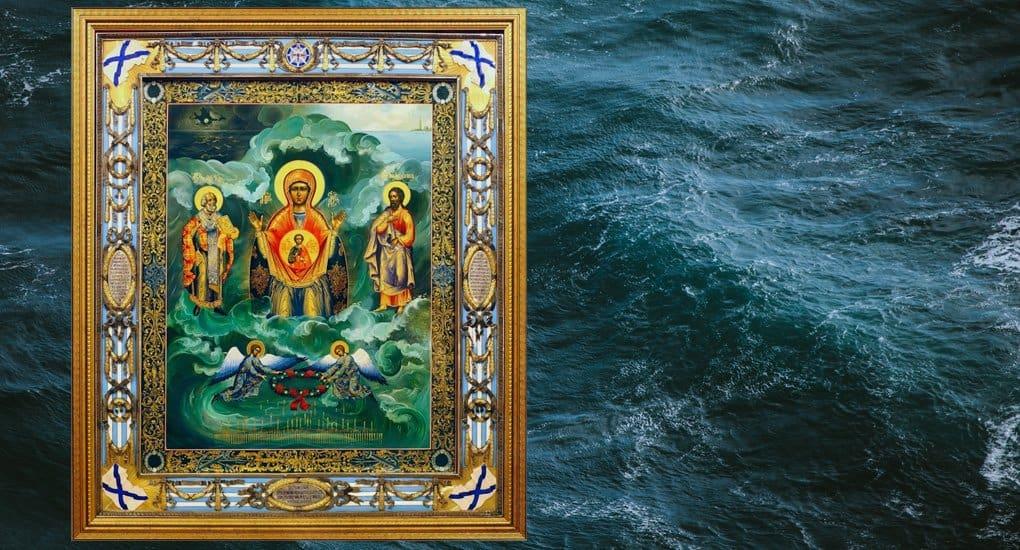 Какую икону подарить моряку-подводнику?