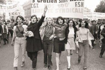 París homenajea el testimonio gráfico de Mayo del 68 que dejó Gilles Caron
