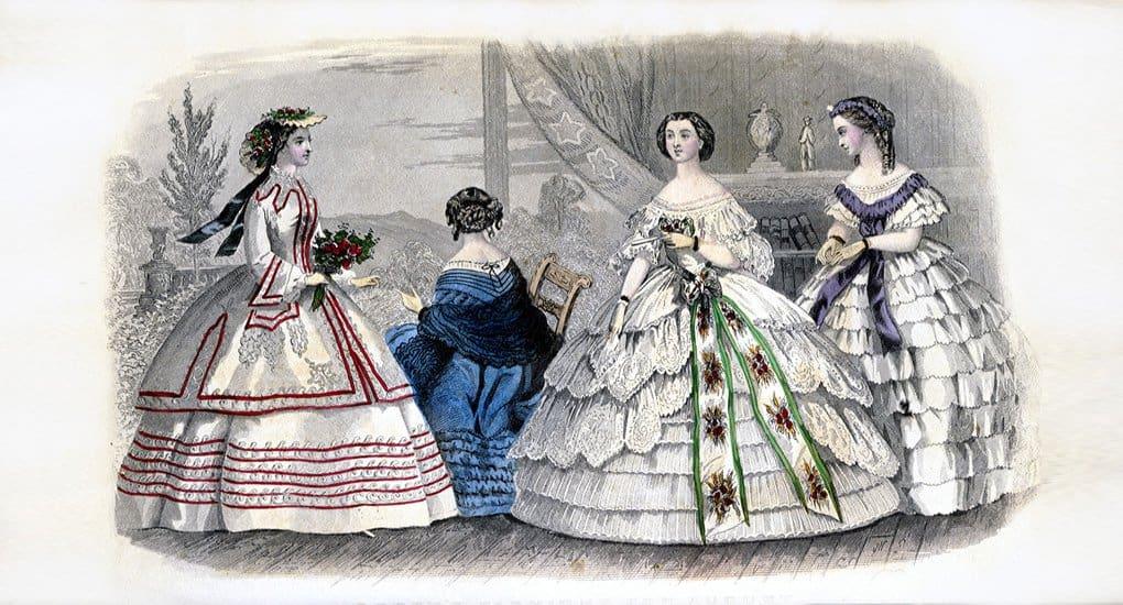 Можно ли на венчание надеть платье синего цвета? Женаты много лет.