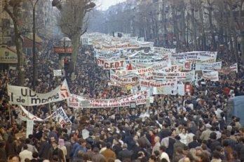 France Strikes Demonstrations