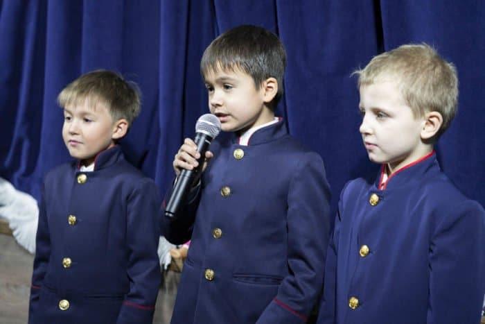 Как казанские гимназисты отметили День матери