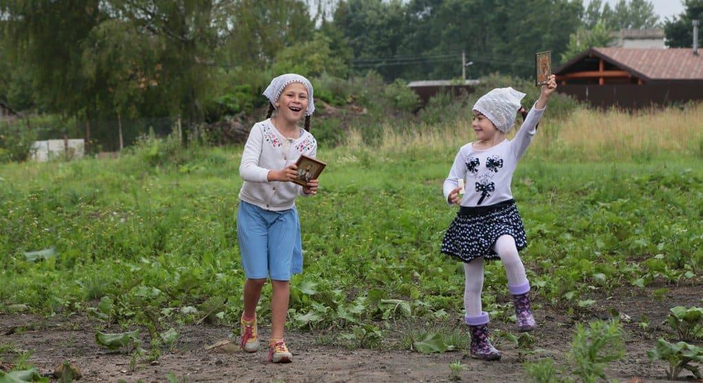 В Госдуме России проходит мультимедийная выставка журнала «Фома»