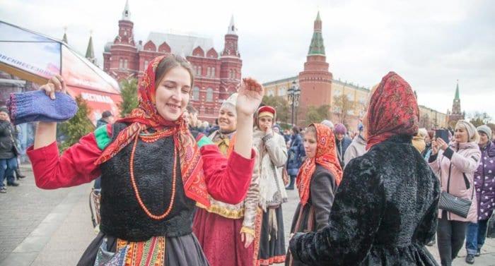 В Москве отметили День народного единства