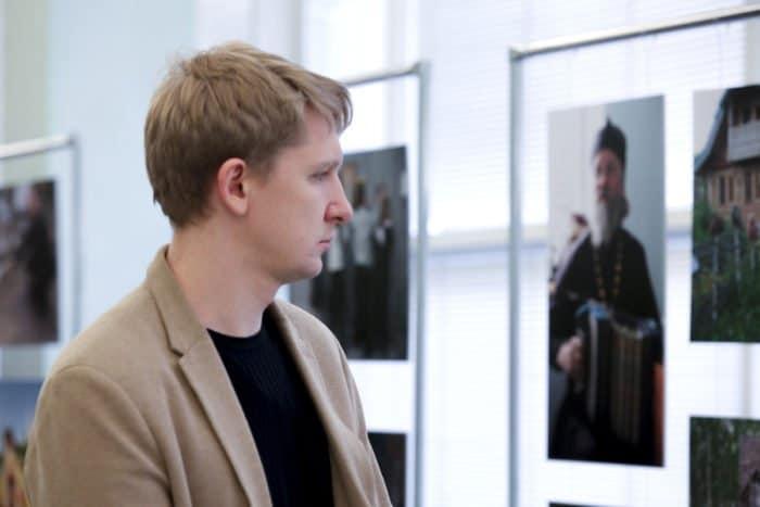 В Госдуме презентовали мультимедийную выставку журнала «Фома»