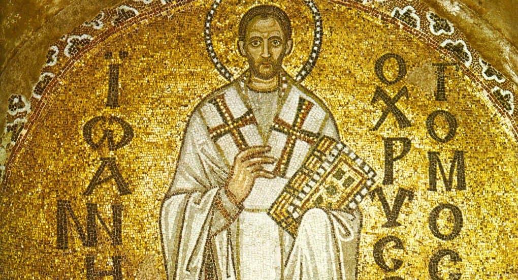 Церковь празднует память святителя Иоанна Златоуста