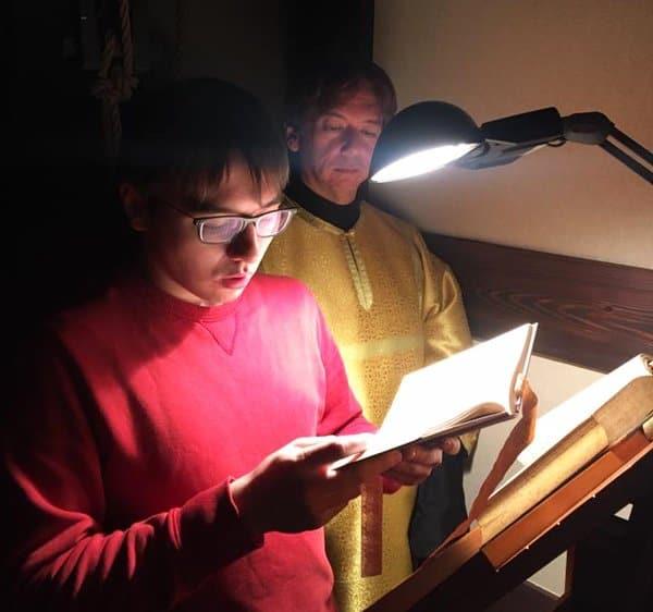 Первую Литургию совершили в первом православном монастыре Японии