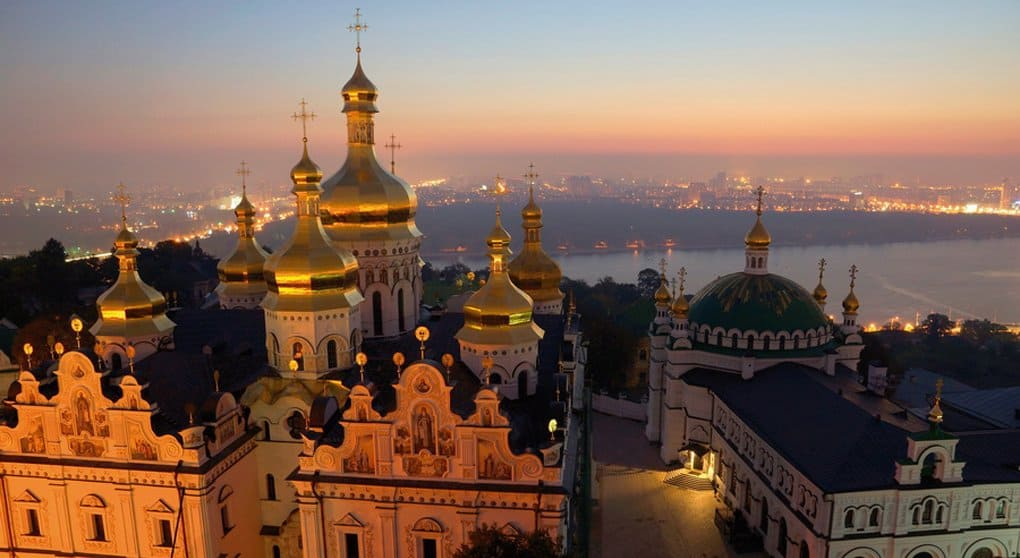 На «Спасе» 14 декабря представят фильм о Киево-Печерской лавре с уникальными кадрами