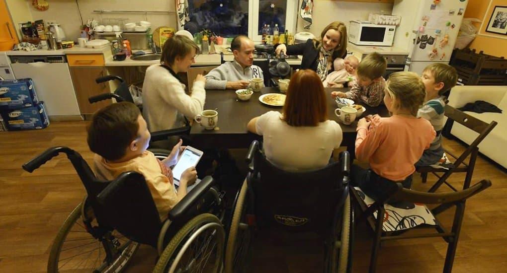Опыт церковно-общественного проекта помощи инвалидам распространят по всей стране
