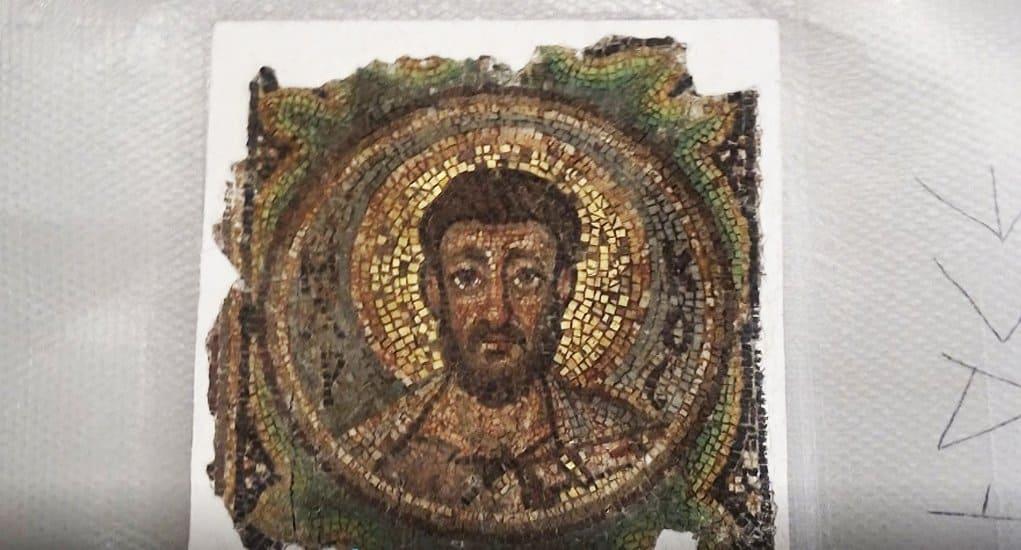 Голландский «Индиана Джонс» нашел украденную древнюю христианскую мозаику
