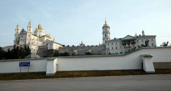Правительство Украины вернуло Почаевскую лавру в состав историко-архитектурного заповедника