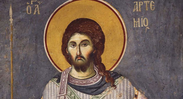 Церковь чтит память великомученика Артемия