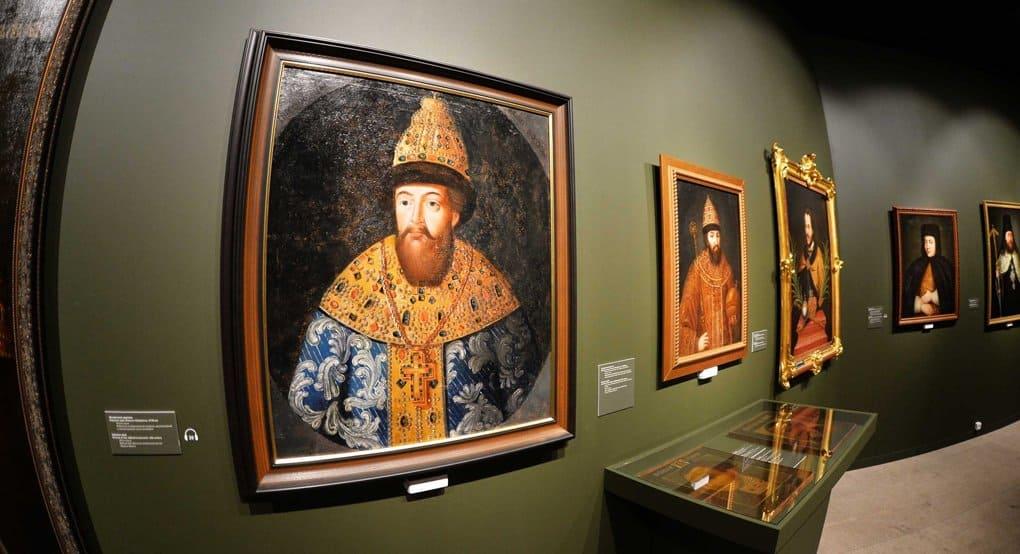 Более 250 тысяч человек посетили выставку сокровищ музеев России