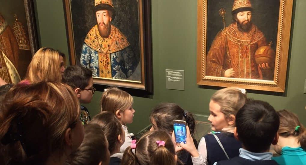 Более 100 тысяч человек посетили выставку «Сокровища музеев России» с момента открытия