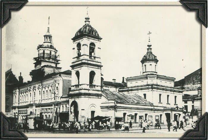 Церковь на Красной площади, которую мало кто замечает, а зря