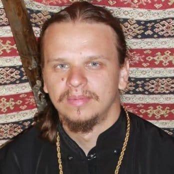 ЧЕБЫКИН Евгений, иерей
