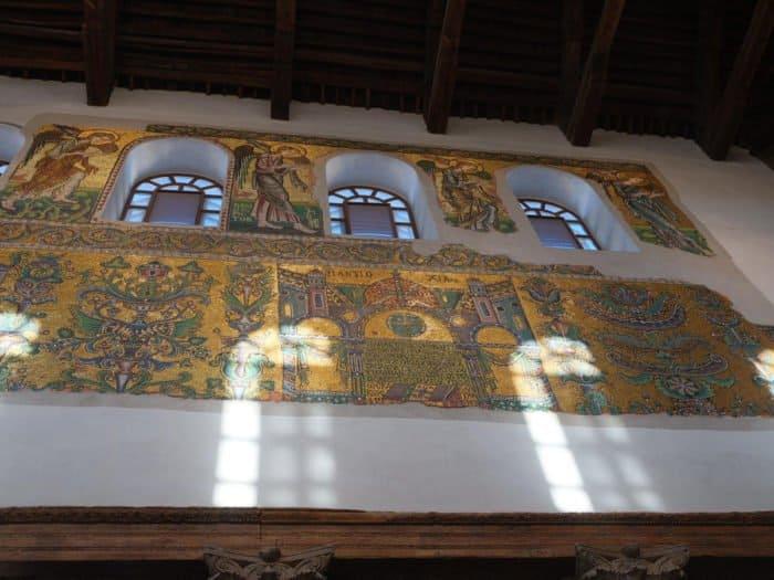 В Вифлееме идет масштабная реставрация базилики Рождества Христова