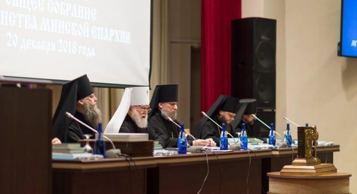 Белорусская Церковь признала раскольнической новую псевдоцерковную структуру на Украине
