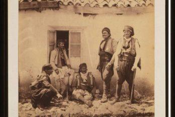 Черногорцы в составе войск коалиции