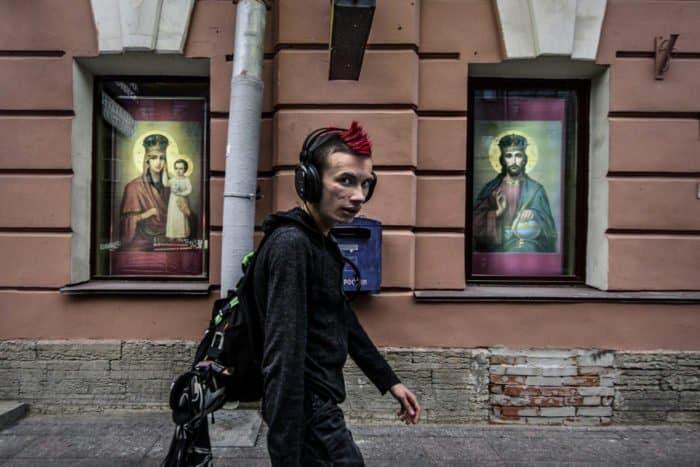 5 любимых фотографий Александра Петросяна