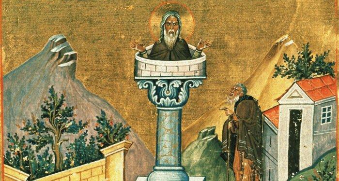 Православные вспоминают преподобного Даниила Столпника