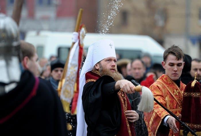 Именем святого князя Михаила Тверского в Твери назвали площадь
