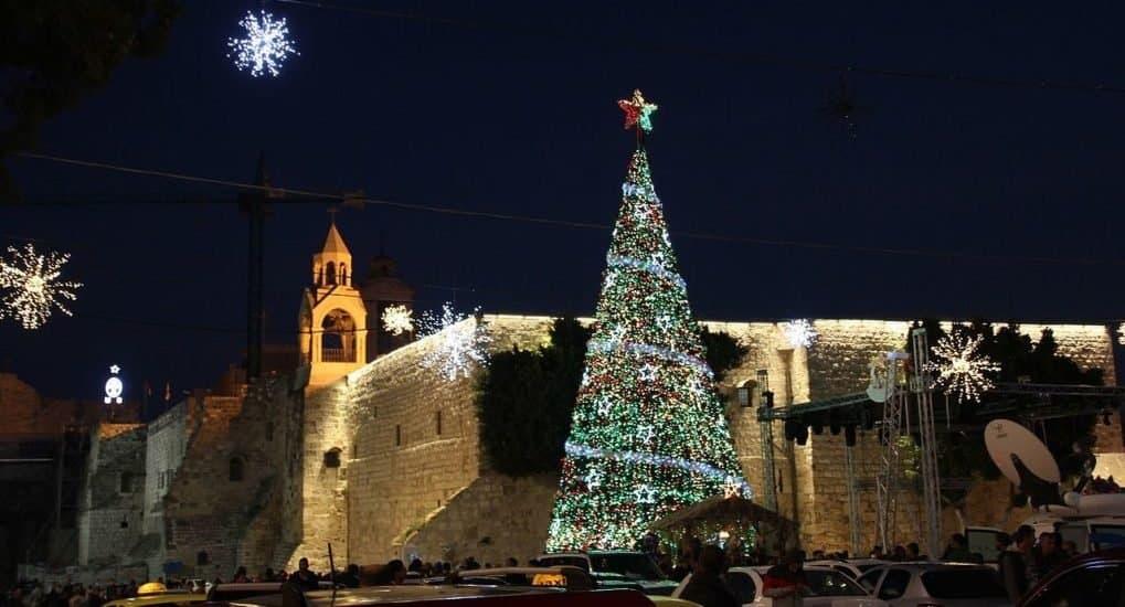 Как волхвы спасли самый древний храм Палестины — церковь Рождества в Вифлееме + интерьер храма в видео 360°