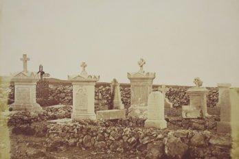 Французское кладбище под Севастополем