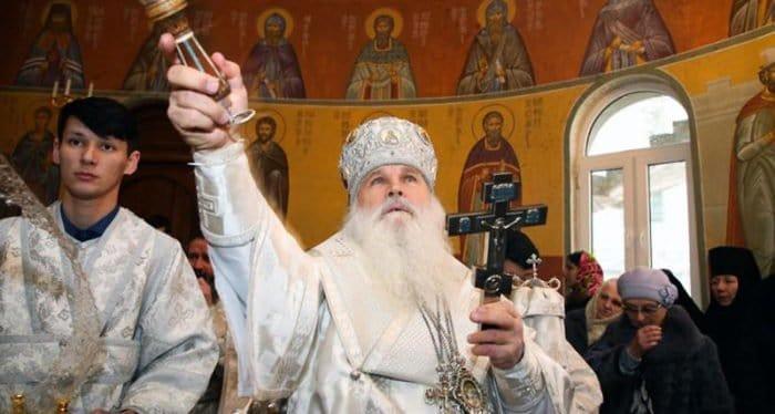 Первый среднеазиатский храм в честь Царской семьи освятили в Ташкенте