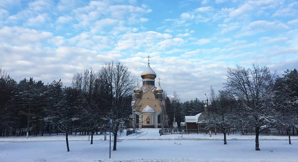 В Славутиче ограбили храм, в котором молятся ликвидаторы аварии на ЧАЭС
