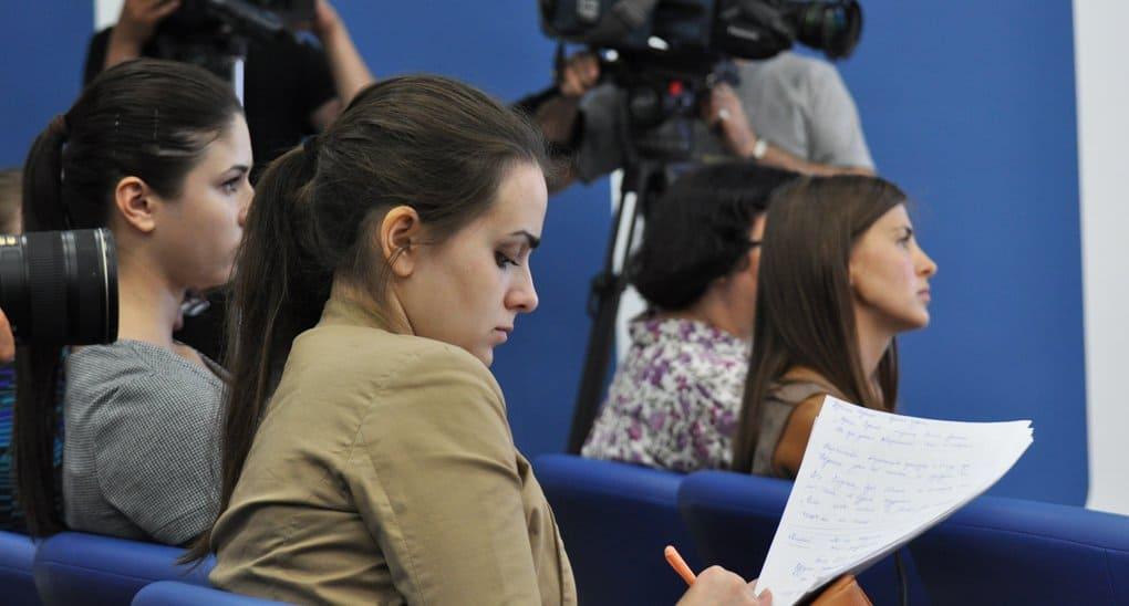 Журналистов учат в РПУ правильно освещать православные праздники
