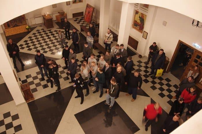 Православный спортивный клуб в москве работа в ночной клуб челябинск вакансии