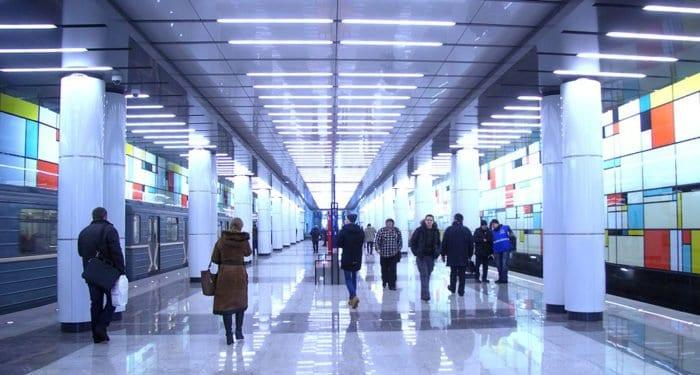 Московское метро будет работать в Рождественскую ночь до 02:00