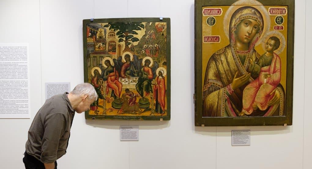 В Церкви считают необходимым создать в Москве Центральный музей иконы