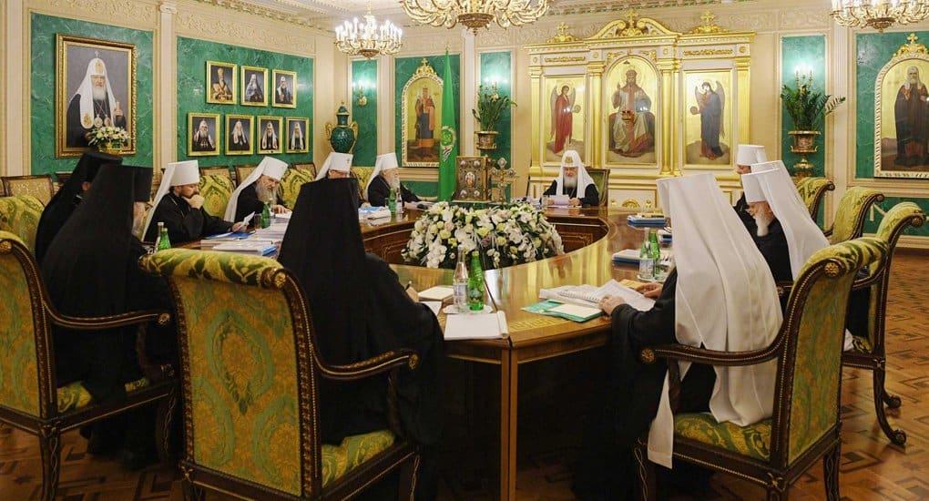 Священный Синод Русской Православной Церкви оценит решение Греческой Церкви о признании ПЦУ