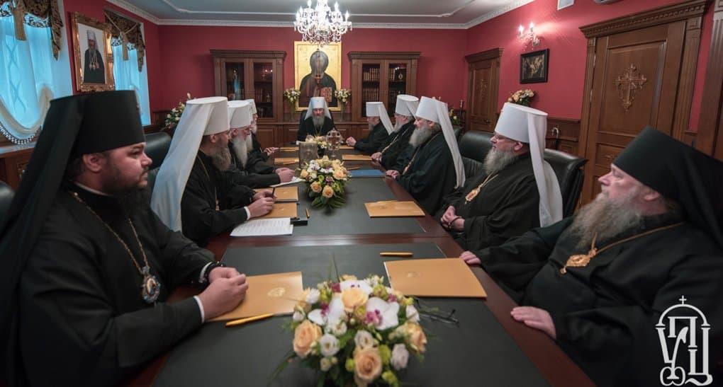 Синод Украинской Церкви признал незаконным планируемый «объединительный Собор»