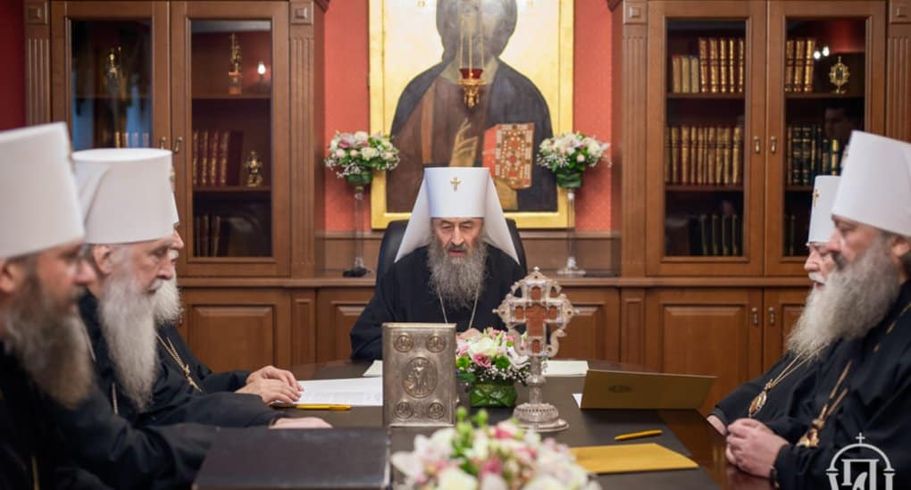 На Украине одна каноническая Церковь, ее возглавляет митрополит Онуфрий, - Синод Украинской Церкви