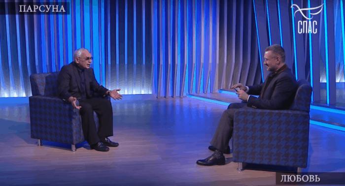 Карен Шахназаров: По-настоящему великие художники разговаривали с Богом