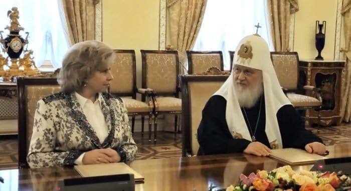 Русская Церковь будет сотрудничать с Уполномоченным по правам человека
